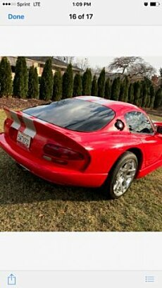 1997 Dodge Viper for sale 100867461