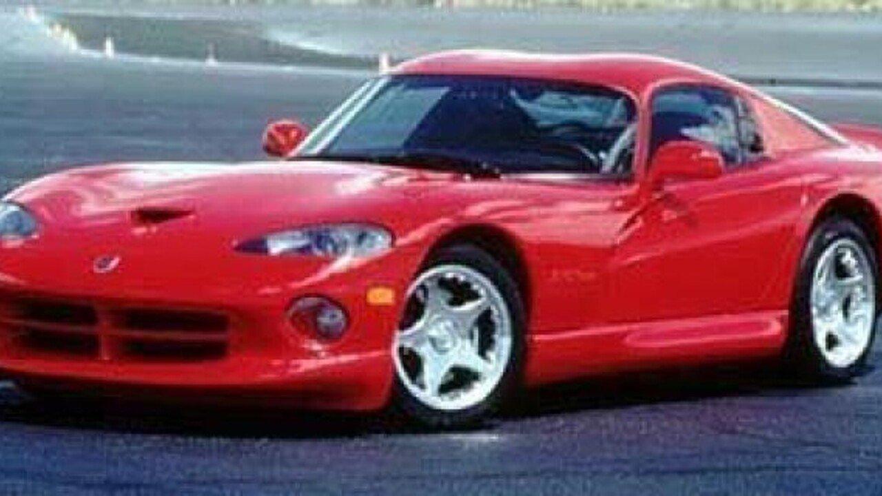 1997 Dodge Viper for sale 100885274