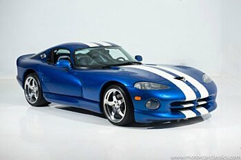 1997 Dodge Viper GTS Coupe for sale 101007461