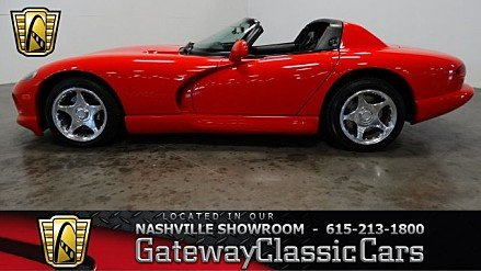 1997 Dodge Viper RT/10 Roadster for sale 100850533