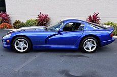 1997 Dodge Viper GTS Coupe for sale 100872602