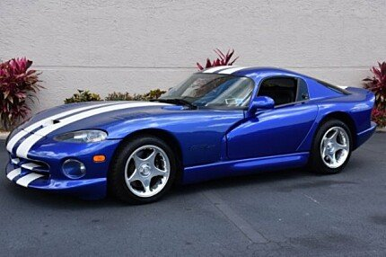 1997 Dodge Viper GTS Coupe for sale 100881952