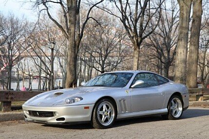 1997 Ferrari 550 Maranello for sale 100850410