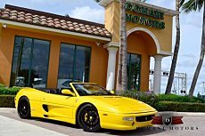 1997 Ferrari F355 Spider for sale 100815746