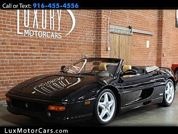 1997 Ferrari F355 Spider for sale 100857472