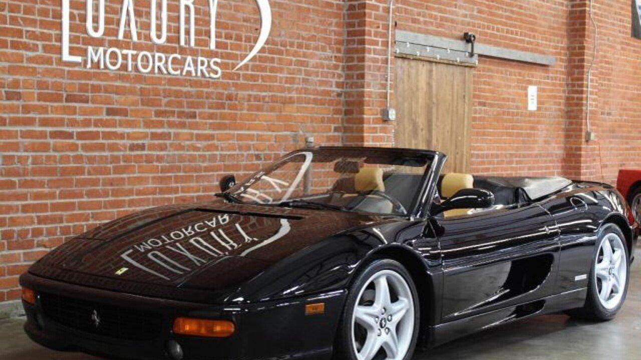 1997 Ferrari F355 Spider for sale 100857472