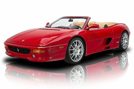 1997 Ferrari F355 Spider for sale 100934615