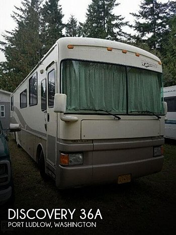 1997 Fleetwood Discovery for sale 300147288