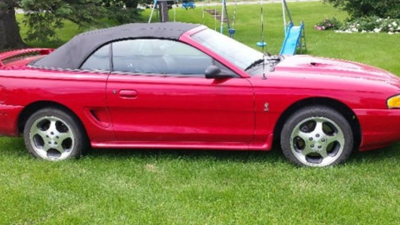 1997 Ford Mustang for sale 100884275