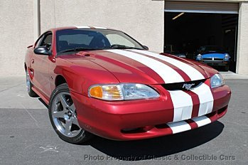 1997 Ford Mustang GT Coupe for sale 100891110