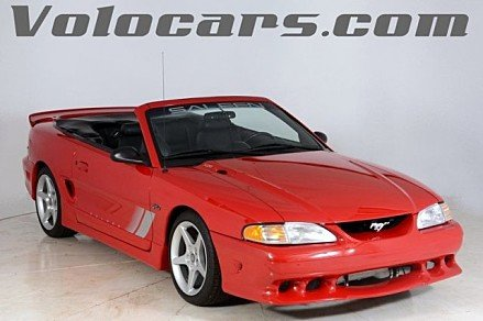 1997 Ford Mustang GT Convertible for sale 100885731