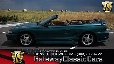 1997 Ford Mustang Cobra Convertible for sale 100932150