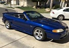 1997 Ford Mustang GT Convertible for sale 100962262