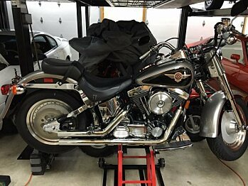 1997 Harley-Davidson Softail for sale 200351070