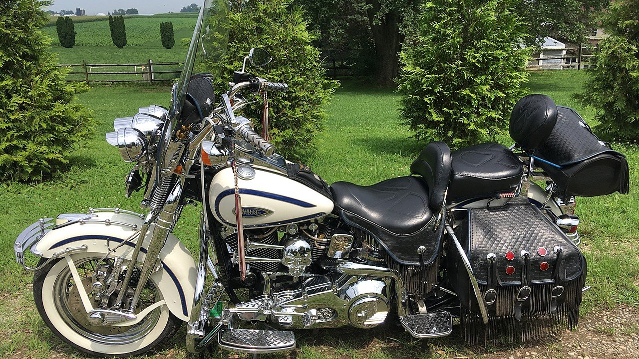 1997 Harley-Davidson Softail Heritage Classic for sale 200609437