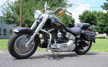 1997 Harley-Davidson Softail Fat Boy for sale 200646567
