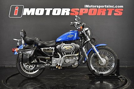 1997 Harley-Davidson Sportster for sale 200628484