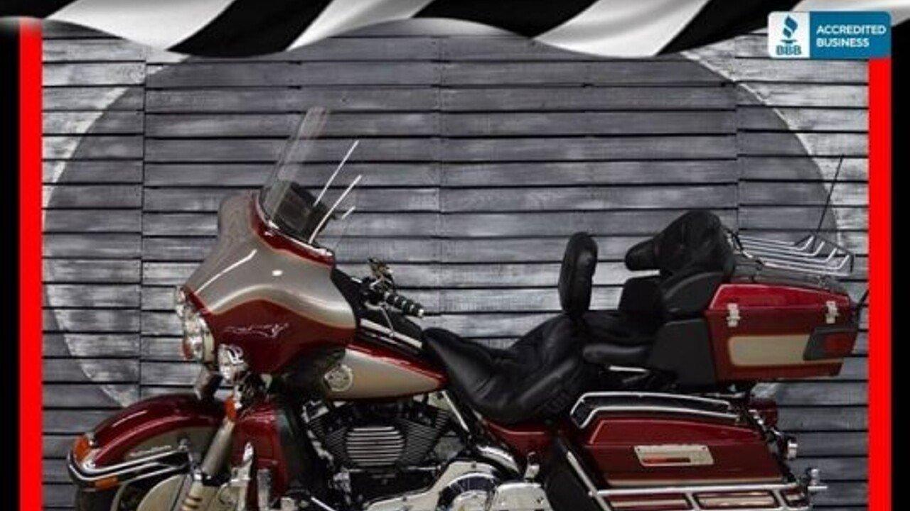 1997 Harley-Davidson Touring for sale 200493460