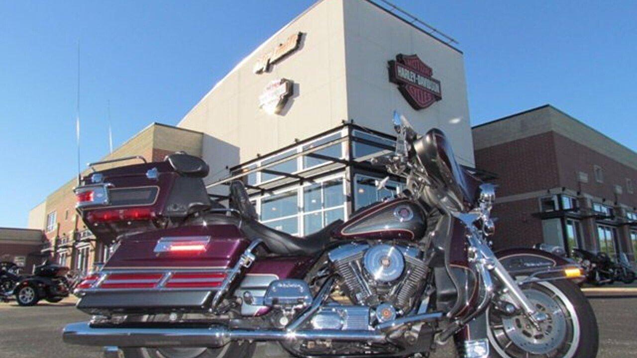 1997 Harley-Davidson Touring for sale 200593322