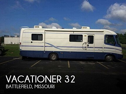 1997 Holiday Rambler Vacationer for sale 300146801