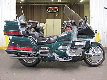 1997 Honda Gold Wing for sale 200325430