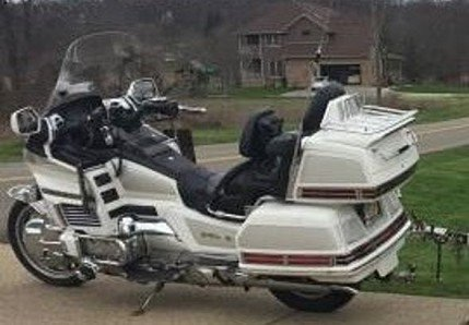 1997 Honda Gold Wing for sale 200486720