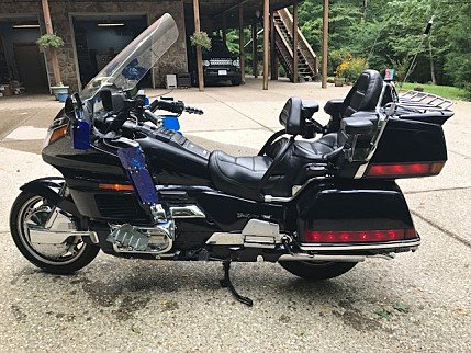 1997 Honda Gold Wing for sale 200497385