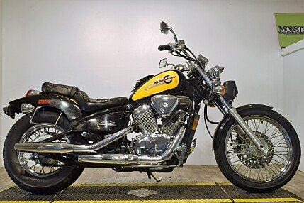 1997 Honda Shadow Motorcycles For Sale Motorcycles On Autotrader