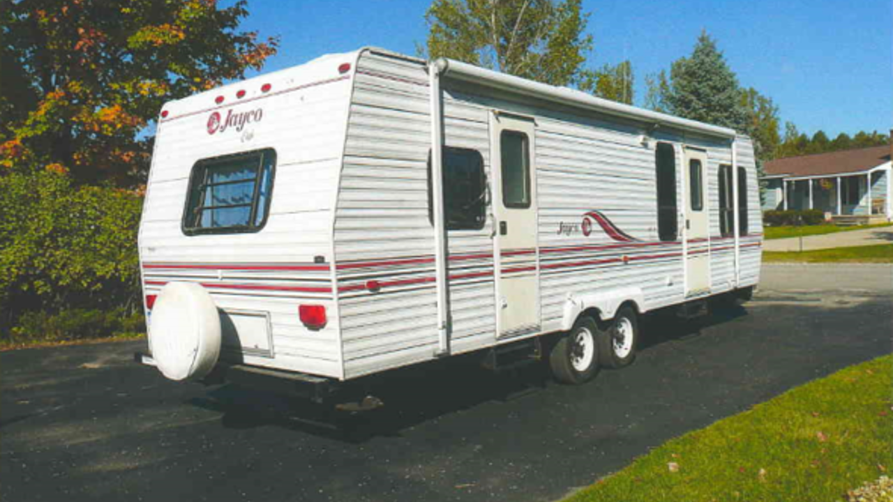 Used Travel Trailers For Sale Las Vegas