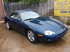 1997 Jaguar XK8 Convertible for sale 100291779