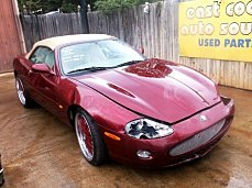 1997 Jaguar XK8 Convertible for sale 100292395