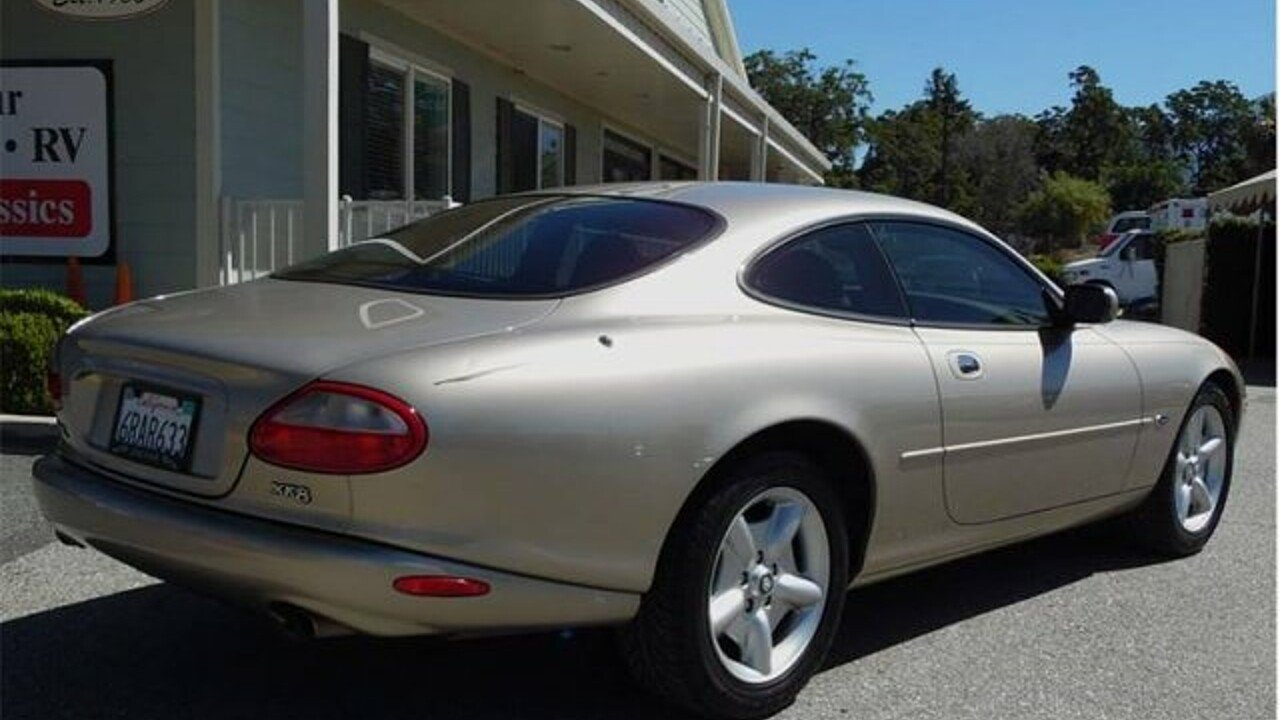 1997 jaguar xk8 coupe for sale 100888792