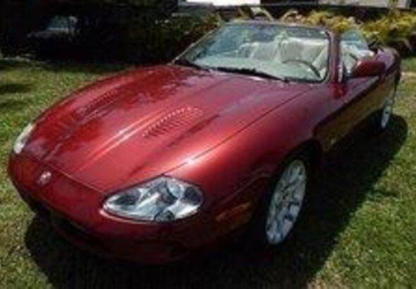 1997 Jaguar XK8 Convertible For Sale 100958097