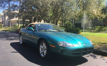 1997 Jaguar XK8 Convertible for sale 100967415