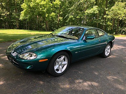 1997 Jaguar XK8 Coupe for sale 101004503