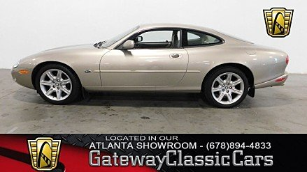 1997 Jaguar XK8 Coupe for sale 100866509