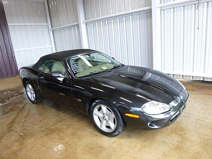 1997 Jaguar XK8 Convertible for sale 100872422