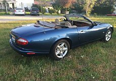 1997 Jaguar XK8 Convertible for sale 100880856
