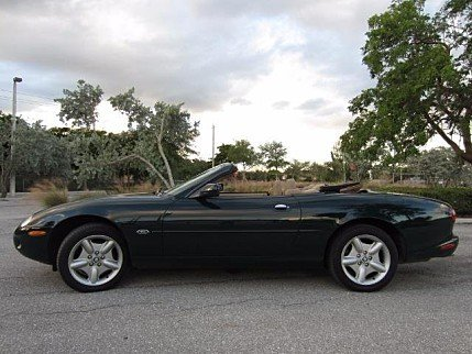 1997 Jaguar XK8 Convertible for sale 100995792
