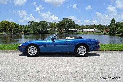 1997 Jaguar XK8 Convertible for sale 100998930