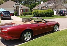 1997 Jaguar XK8 Convertible for sale 101001207