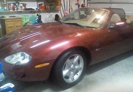 1997 Jaguar XK8 Convertible for sale 101009196
