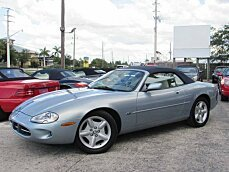 1997 Jaguar XK8 Convertible for sale 101035557