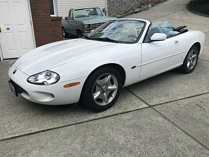 1997 Jaguar XK8 Convertible for sale 101044282