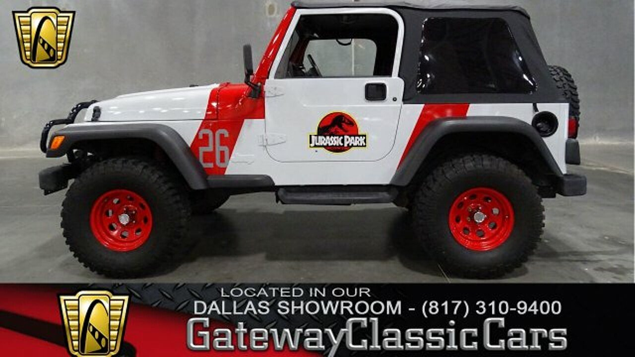 1997 Jeep Wrangler 4WD SE for sale 100949675