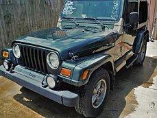 1997 Jeep Wrangler 4WD Sahara for sale 100778833