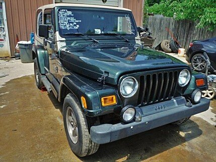 1997 Jeep Wrangler 4WD Sahara for sale 100778833