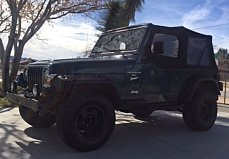 1997 Jeep Wrangler 4WD Sport for sale 100970926