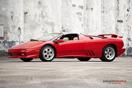 1997 Lamborghini Diablo VT Roadster for sale 100767457