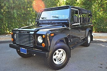 1997 Land Rover Defender 90 for sale 100723329